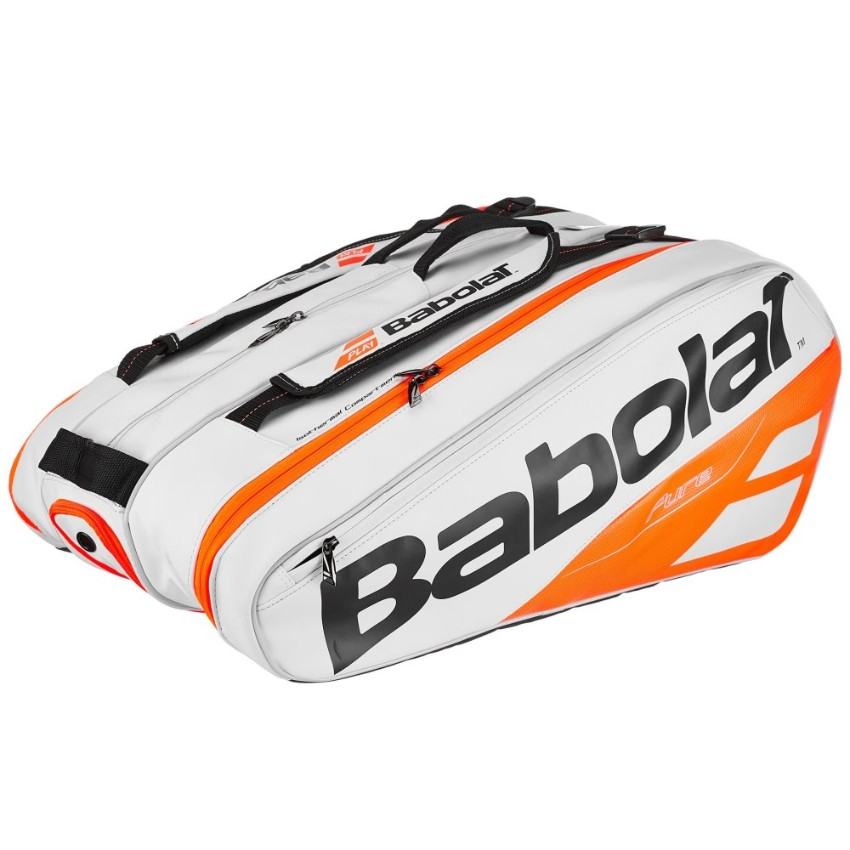 Babolat Pure Line RH12 Bag White/Red