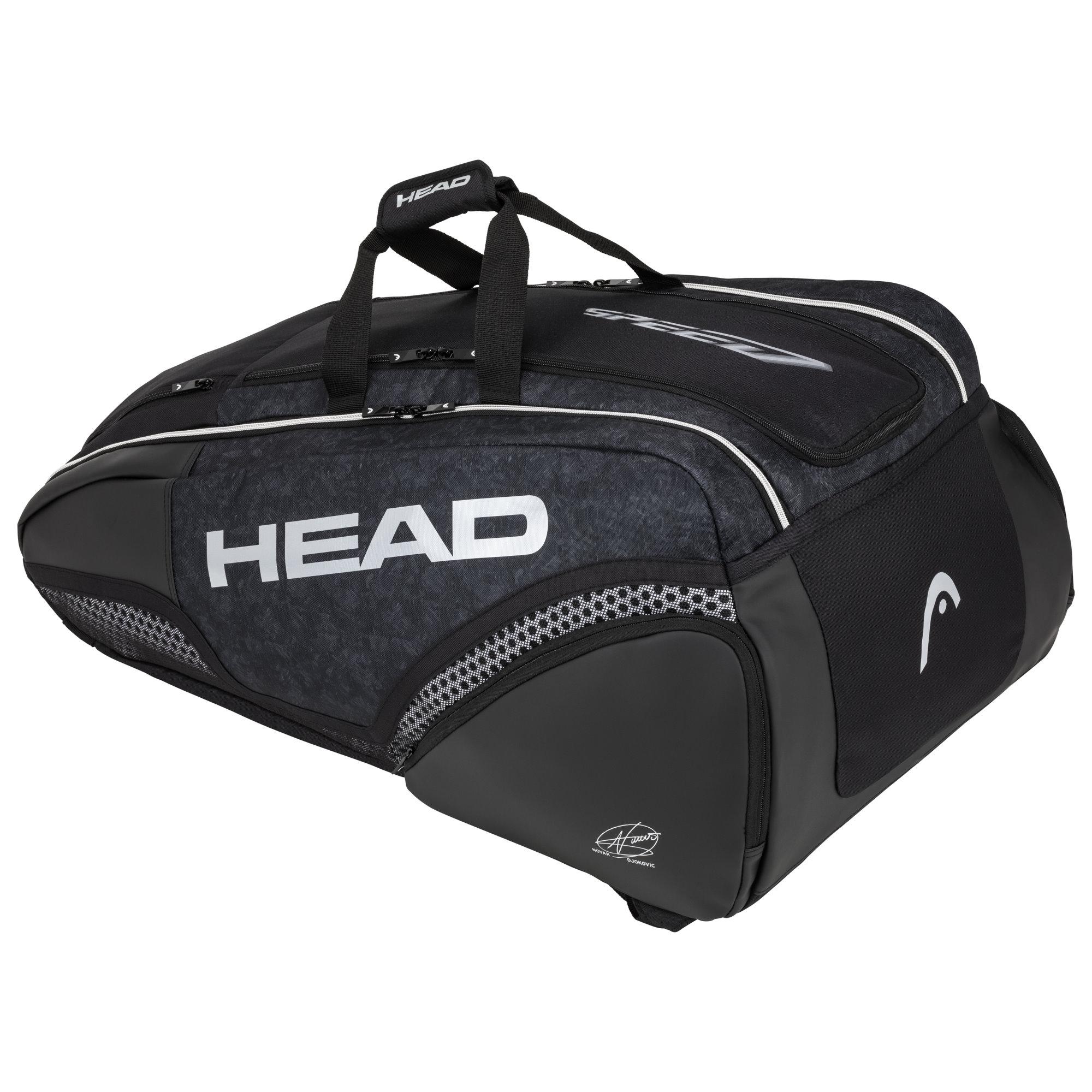 Head Djokovic 12R Monstercombi Bag