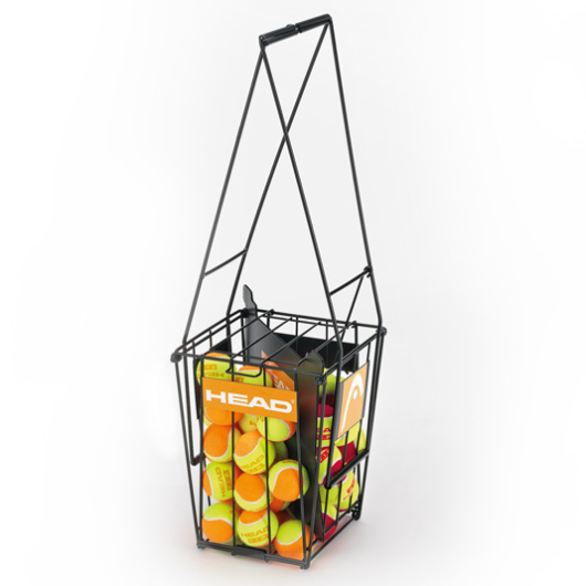 Head Ball Basket with Separator