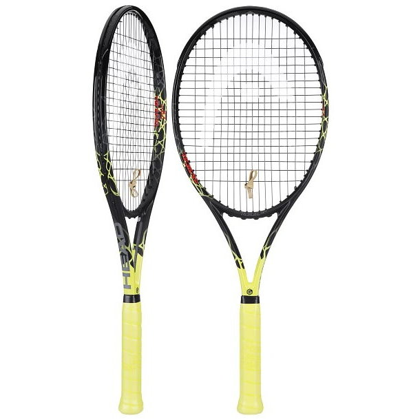 Head Graphene Touch Radical MP Ltd (25 Years)