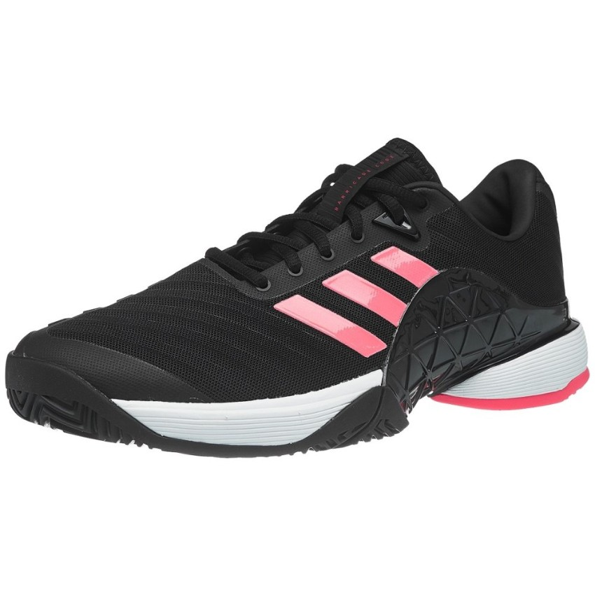 Adidas Barricade Black/Red Men's Shoes