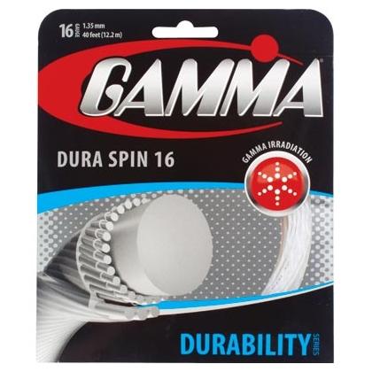 Gamma Dura Spin 16 String