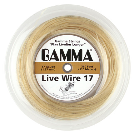 Gamma Live Wire 17 Reel String