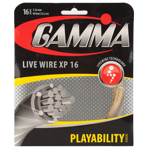 Gamma Live Wire XP 16 Natural String