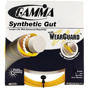 Gamma Synthetic Gut WearGuard 18 String