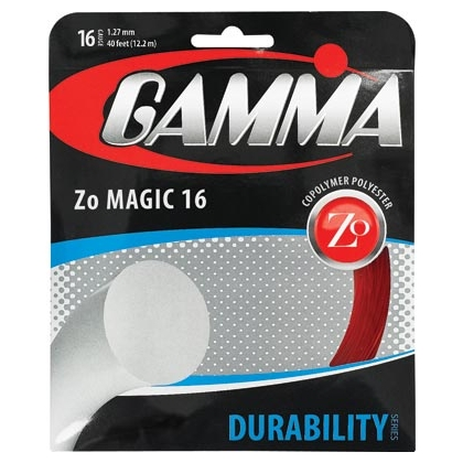 Gamma Zo Magic 16 Red String