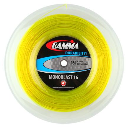 Gamma Monoblast 16 Reel 660' String
