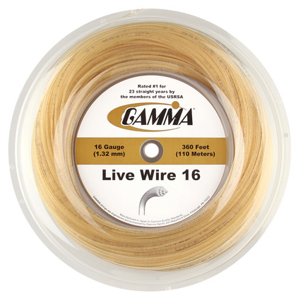 Gamma Live Wire 16 Reel String