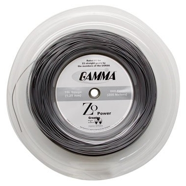 Gamma Zo Power 16L Reel String