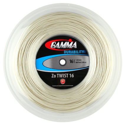 Gamma Zo Twist 16 Reel String
