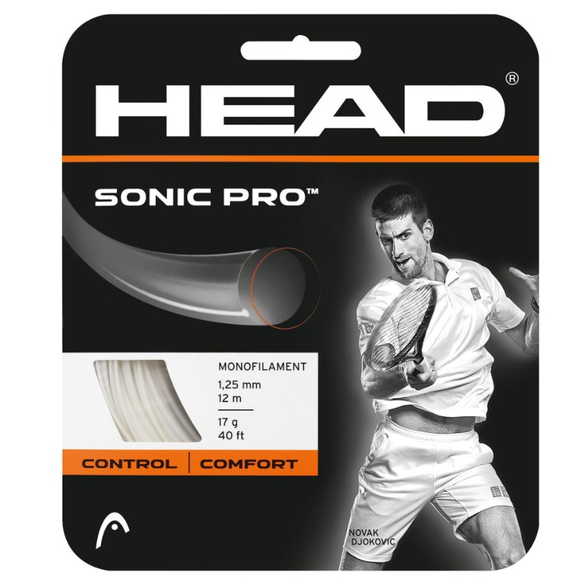 Head Sonic Pro 16 White String