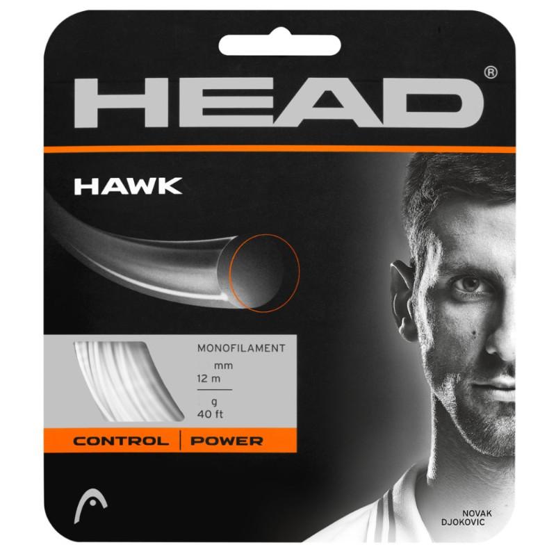 Head Hawk 17 White String