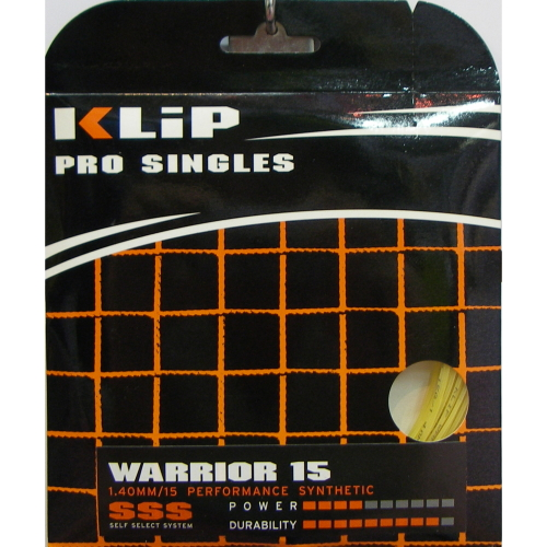 Klip Warrior 15 String
