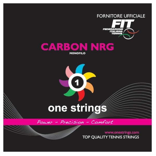 One Strings Carbon NRG 1.30 String