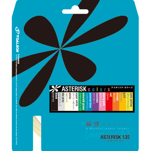 Toalson Asterisk 130 Colour String