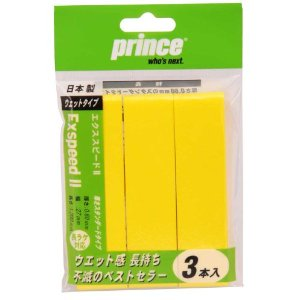 Prince Exspeed II Overgrip Yellow