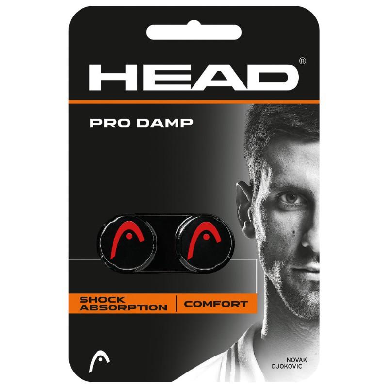 Head Pro Damp Black