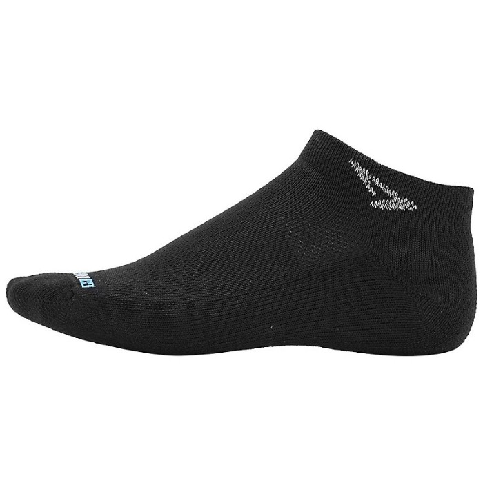Drymax Tennis Mini Crew Black Socks