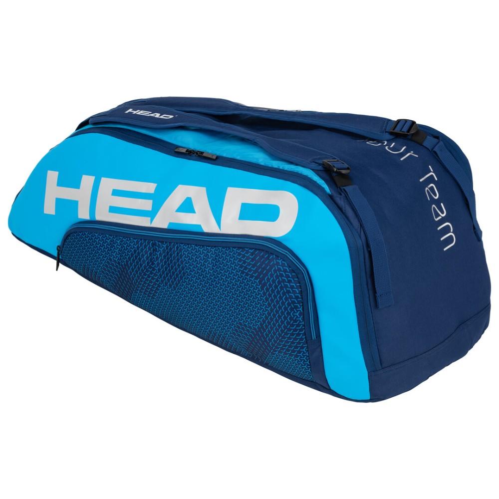 Head Tour Team 9R Supercombi Bag Navy/Blue