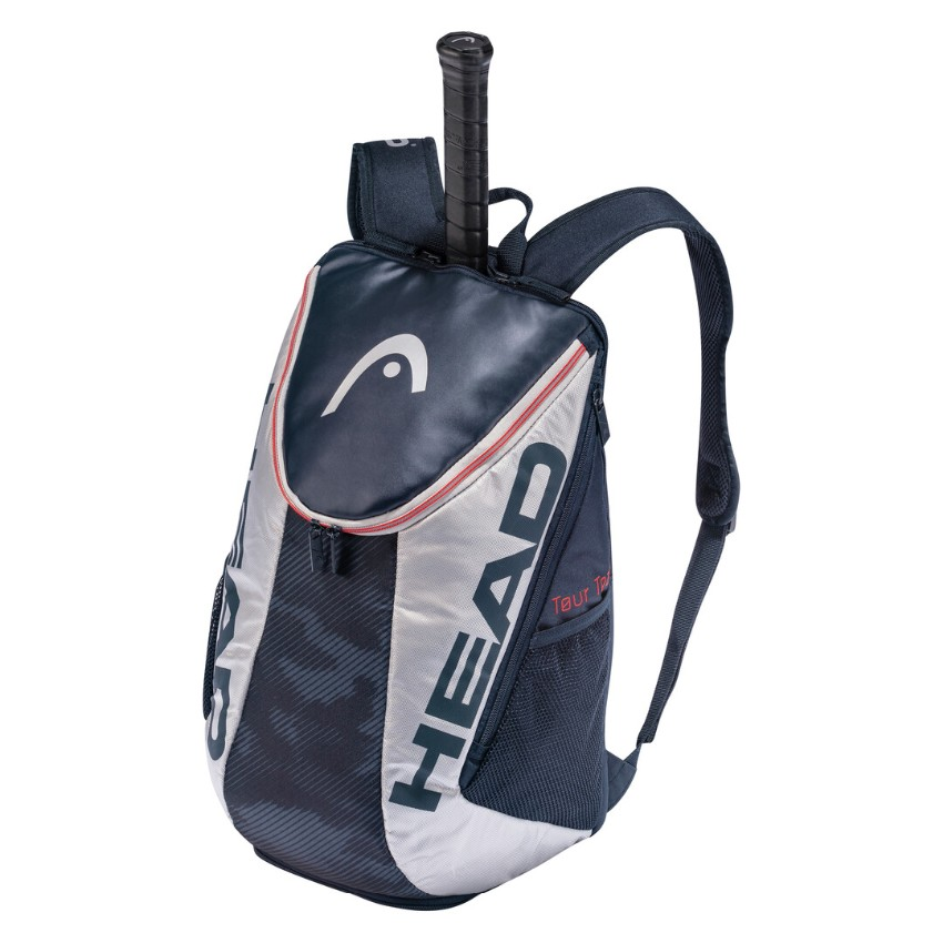 Head Tour Team Backpack Navy/Silver