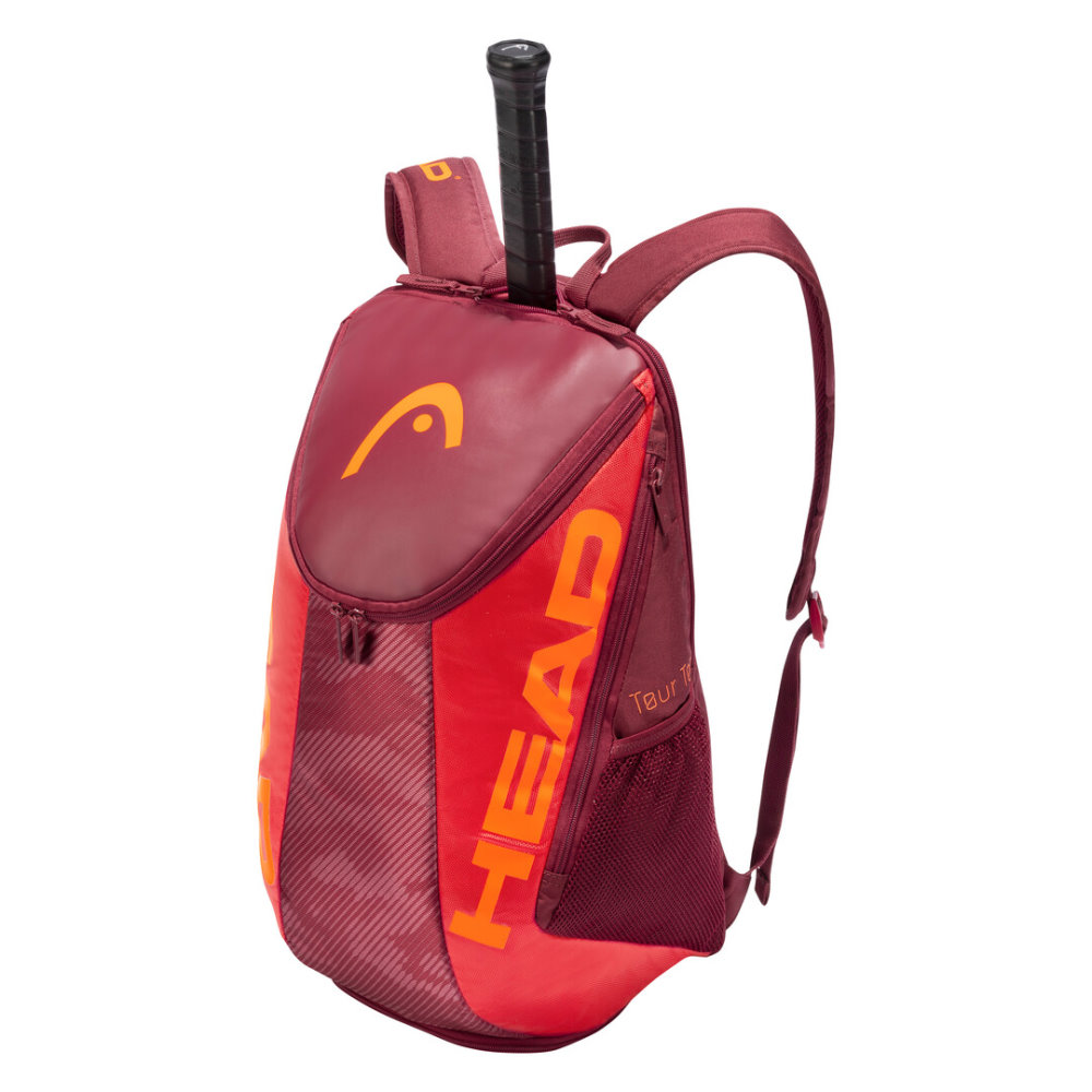Head Tour Team Backpack Red/Red