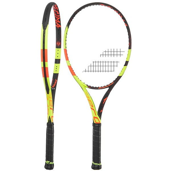 Babolat Pure Aero Lite Decima French Open