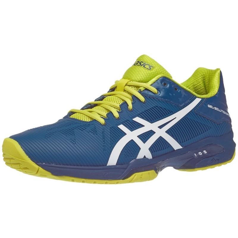 Asics Gel Solution Speed 3 Blue Men's Shoes