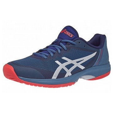 Asics Gel-Court Speed Blue/Red Men's Shoes