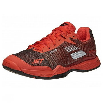 Babolat Jet March II All Court Orange Men's Shoes