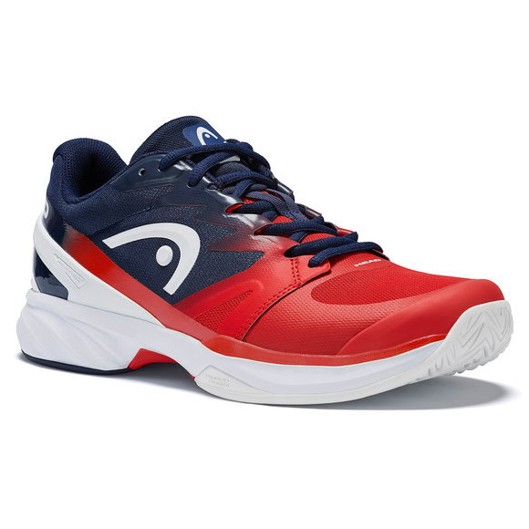 Head Sprint Pro 2.0 Red/Blue Men's Shoes