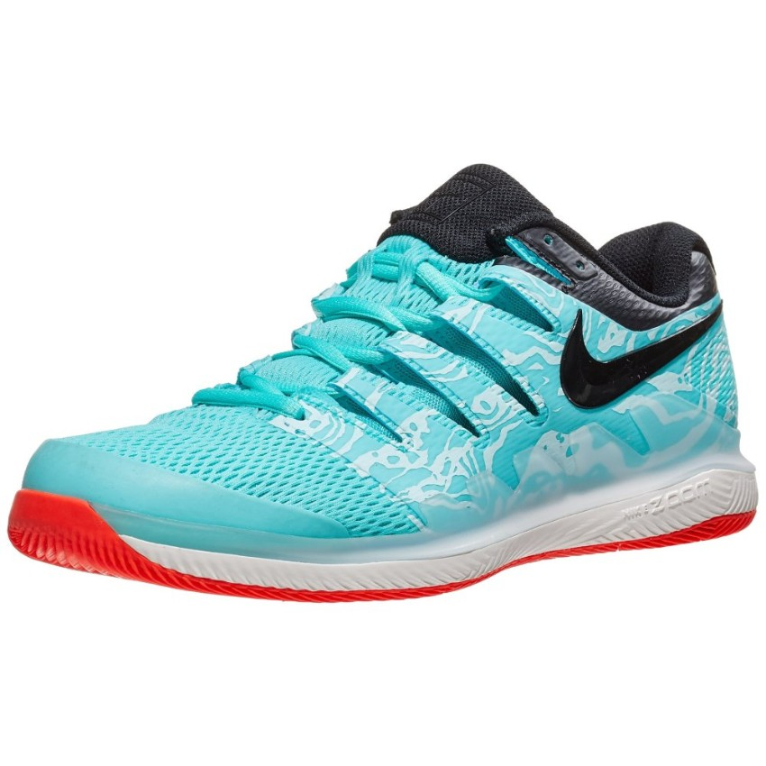 Nike Air Zoom Vapor X Teal/Black Men's Shoe