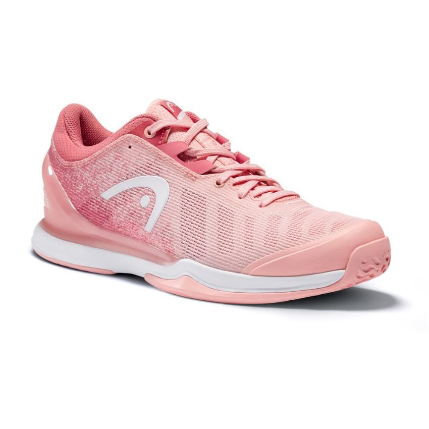 Head Sprint Pro 3.0 Rose/White Women's Shoes