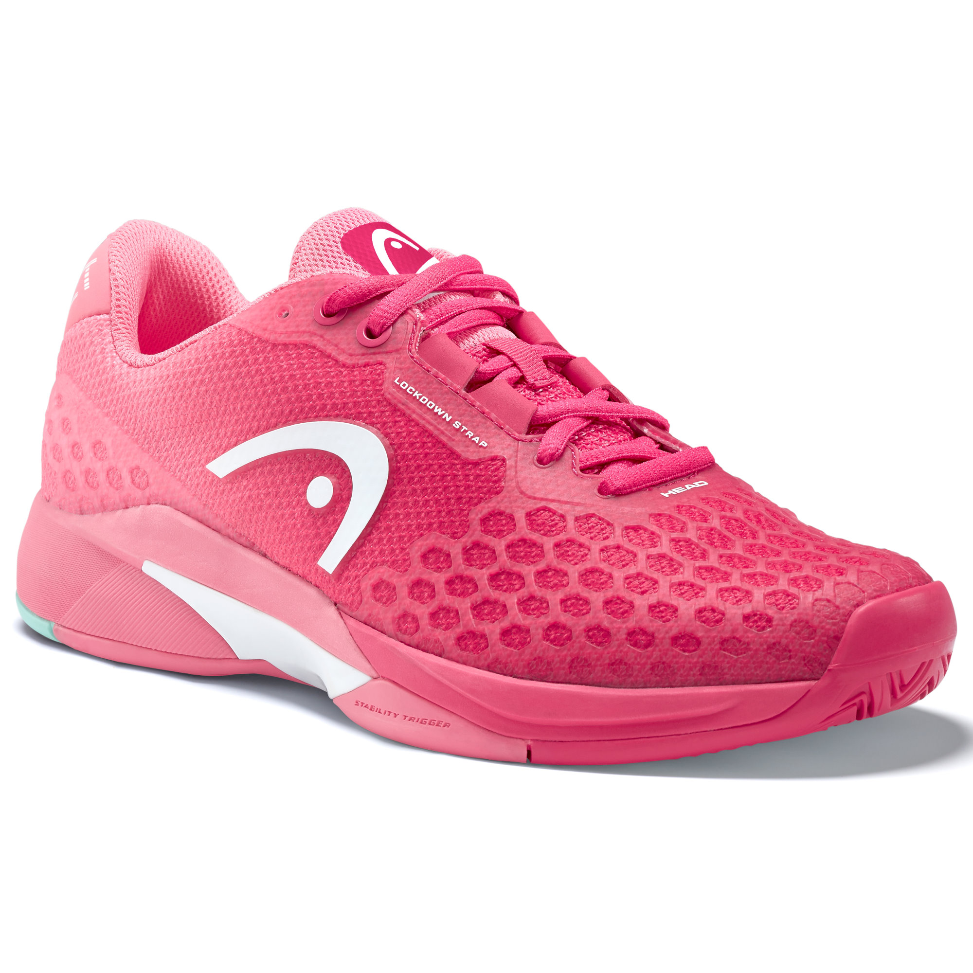 Head Revolt Pro 3.0 Magenta/Pink Women's Shoes