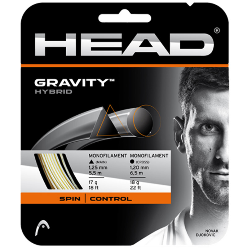 Head Gravity Hybrid 17 String