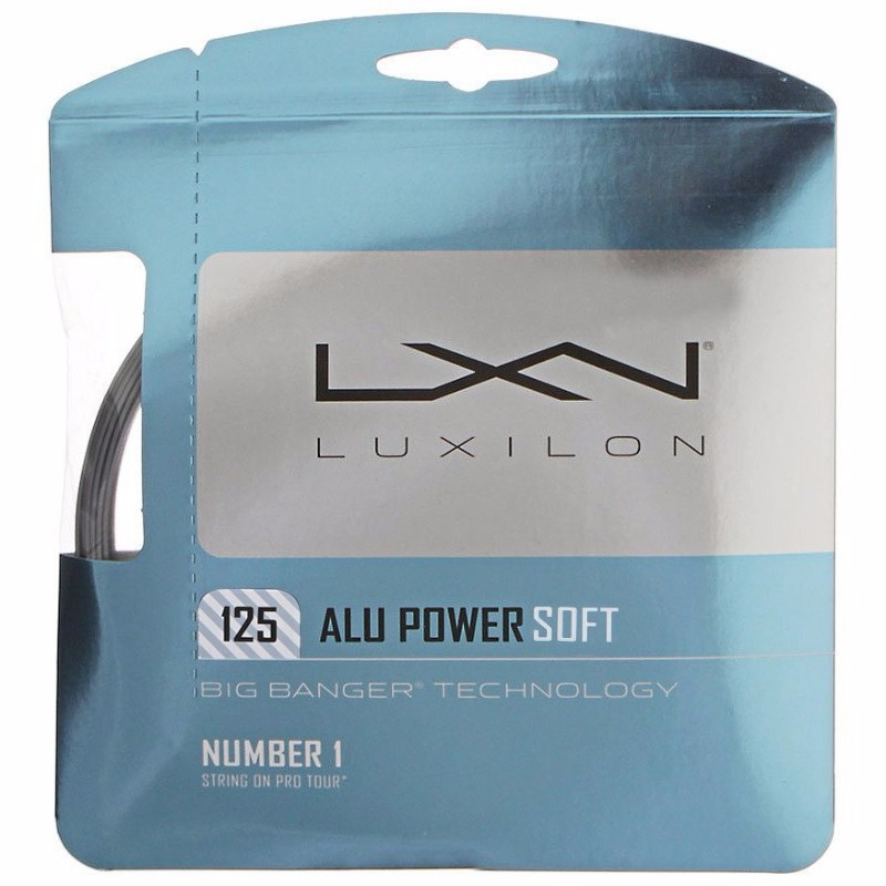 Luxilon Alu Power Soft 125 String