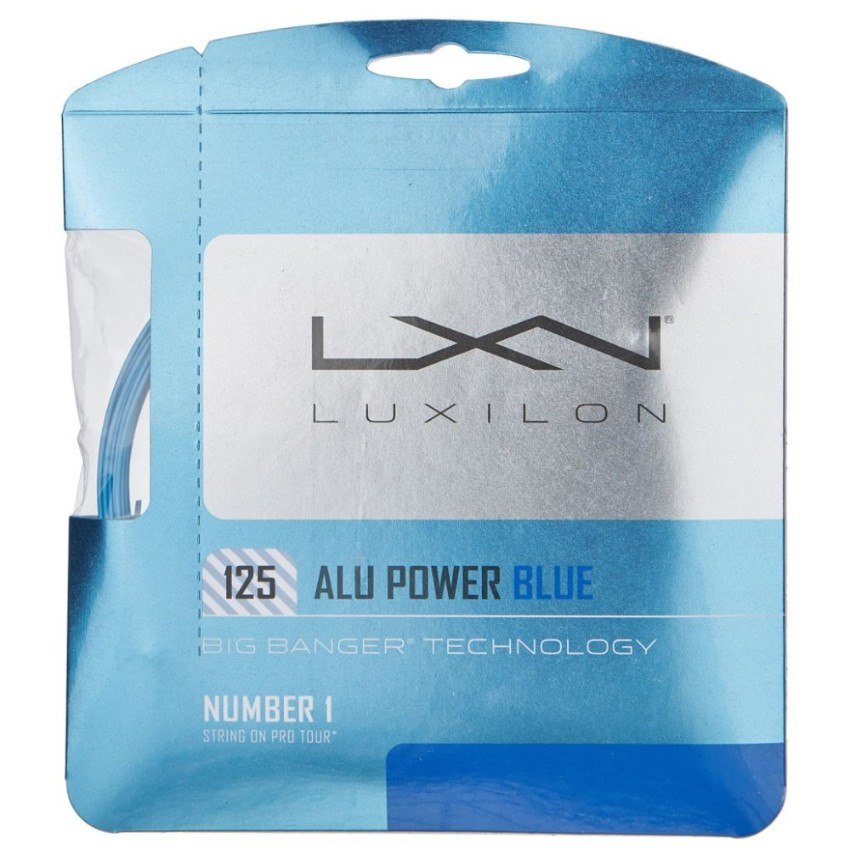 Luxilon Alu Power 125 Blue String