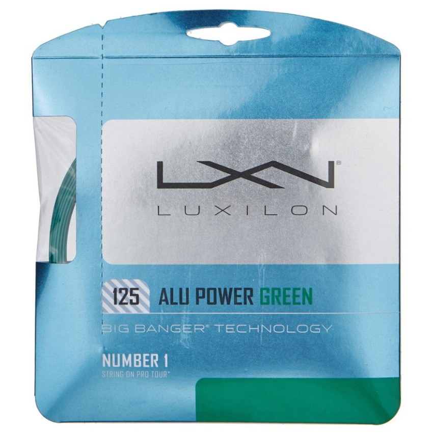 Luxilon Alu Power 125 Green String