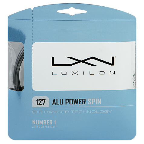 Luxilon Alu Power Spin 127 String