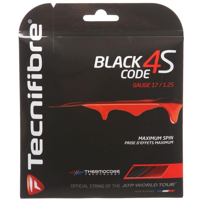 Tecnifbire Black Code 4S 17 String
