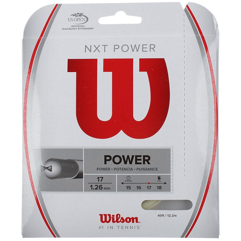 Wilson NXT Power 17 String