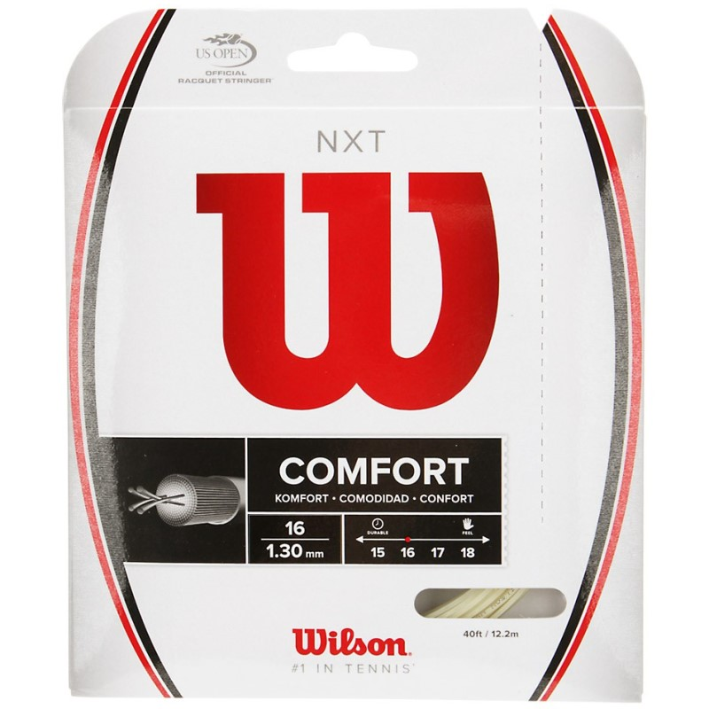 Wilson NXT 16 Natural String
