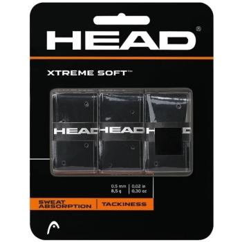 Head Xtreme Soft Black Overgrip