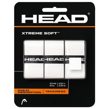 Head Xtreme Soft White Overgrip