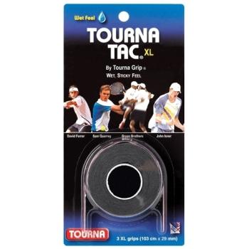 Unique Tourna Tac XL Overgrips 3pc Black