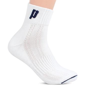 Prince Mini Crew Men's Socks White/Navy