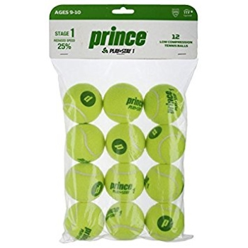 Prince Play and Stage 1 Green Ball 12-ball Pack