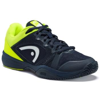 Head Revolt Pro 2.5 Dark Blue/Yellow Junior Shoes