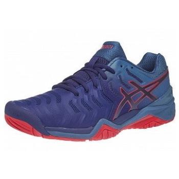 Asics Gel Resolution 7 Blue/Red Men's Shoes