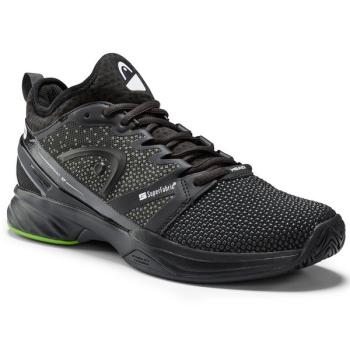 Head Sprint SF Black/Green Men's Shoes