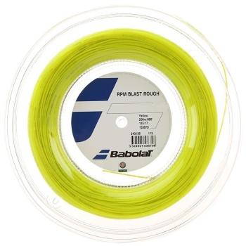 Babolat RPM Blast Rough 17 Yellow Reel 200m String